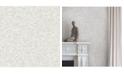 "A-Street Prints 20.5"" x 396"" Belvedere Slate Wallpaper"