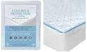 AllerEase Cooling and Protection Mattress Protector for Memory Foam Mattresses, Full