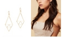 Amorcito Inner Triangle Earrings
