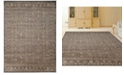 """KM Home CLOSEOUT! 3564/0042/LIGHTBROWN Cantu Brown 7'10"""" x 10'6"""" Area Rug"""