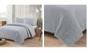 American Home Fashion Estate Costa Brava 3 Piece King Quilt Set