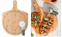 BergHOFF Leo Collection 2-Pc. Pizza Serving Set
