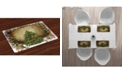 Ambesonne Christmas Place Mats, Set of 4