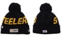 New Era Pittsburgh Steelers Road Sport Knit Hat