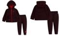 Nike Baby Boys Zip Hoodie and Pants Set