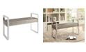 Coaster Home Furnishings Visalia Upholstered Bench