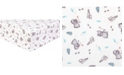 Trend Lab Gone Fishing Flannel Crib Sheet