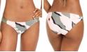 Body Glove Juniors' Surface Printed Strappy Bikini Bottoms