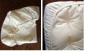 Holy Lamb Organics Organic Cotton Sateen Bassinet Fitted Sheet