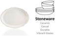 Lenox Dinnerware, French Perle Bead White Oval Platter