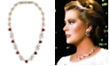 Grace Kelly Collection 18k Gold Plated Gina's Necklace