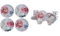 Certified International Spring Bouquet 16-Pc. Dinnerware Set