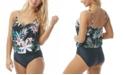 Coco Reef Amaris Bra-Size Underwire Tummy-Control One-Piece Swimsuit
