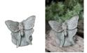 Campania International Lunar Moth Garden Statue