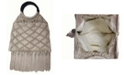 INC International Concepts INC Miyya Fringe Woven Bangle Bag, Created for Macy's