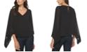 Michael Kors Asymmetrical Chain-Embellished Blouse