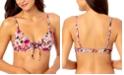 California Waves Juniors Bikini Top, Created for Macy's