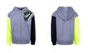 Nike Little Boys Tag Full-Zip Hoodie