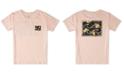 Billabong Juniors' Floral-Logo Cotton T-Shirt