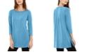 Alfani 3/4-Sleeve Tunic, Created for Macy's
