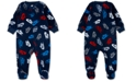 Nike Baby Boys Microfleece Printed Coverall