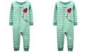 Carter's Toddler Girls Ladybug Snug Fit Footie Pajama Set