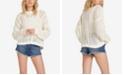 Volcom Women's Wish Net Sweater