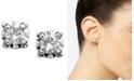 Macy's Diamond Stud Earrings in 14k White Gold (1/8 ct. t.w.)