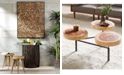 Furniture Autumn Dining and Living Room Collection, Quick Ship