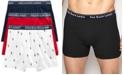 Polo Ralph Lauren Men's Underwear, Boxer Briefs 3 Pack