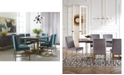 Furniture Cambridge Dining Furniture, 5-Pc. Set (Dining Table & 4 Side Chairs), Created for Macy's