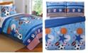 My World Sports & Stars Reversible 3-Pc. Full/Queen Comforter Set