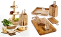 Thirstystone Rustic Wood Serveware Collection