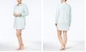 Flora by Flora Nikrooz Plus Size Tulla Bride-Embroidered Sleepshirt