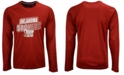 Champion Men's Oklahoma Sooners Practice Squad Long Sleeve T-Shirt