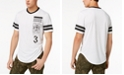 INC International Concepts I.N.C. Men's Mesh Graphic-Print Jersey T-Shirt, Created for Macy's