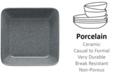 iittala Teema Dotted Grey Square Plate