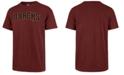 '47 Brand Men's Arizona Diamondbacks Scrum Logo T-Shirt