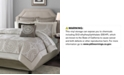 Madison Park Tiburon 12-Pc. King Comforter Set