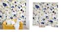 Deny Designs Marta Barragan Camarasa Abstract Shapes II 8'x8' Wall Mural