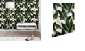 Deny Designs Marta Barragan Camarasa Sweet Floral Desert 2'x8' Wallpaper