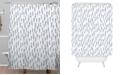 Deny Designs Iveta Abolina Grey Dove Shower Curtain