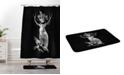 Deny Designs Iveta Abolina Feathered Arrows Bath Mat