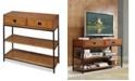 Home Styles Modern Craftsman Tv Stand