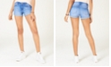 """Celebrity Pink Juniors' 5"""" Cuffed Denim Shorts"""