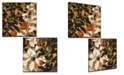 """Ready2HangArt 'Sprouting Together I/II' 2 Piece Botanical Canvas Wall Art Set, 20x20"""""""