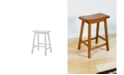 """Acme Furniture Gaucho 24"""" Counter Height Stool (Set of 2)"""