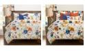 Siscovers Modern Meadow 5 Piece Twin Luxury Duvet Set