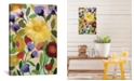 """iCanvas """"Irises"""" By Kim Parker Gallery-Wrapped Canvas Print - 60"""" x 40"""" x 1.5"""""""