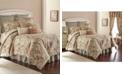 Rose Tree Biccari 4 pc queen comforter set